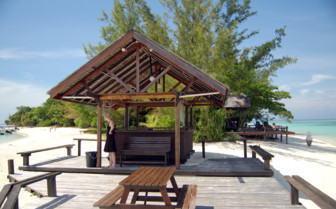 Picture of Beach Terrace at Lankayan