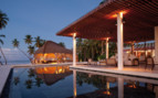 Exterior with pool at Park Hyatt Hadahaa