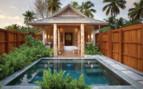 Picture of the beach retreat bathroom, Desroches Island Resort