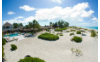 Picture of the beach at the Meridian Club Pine Cay