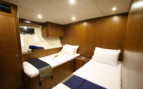 Picture of a cabin onboard SY Asia