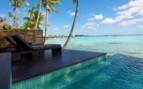 Picture of a deluxe villa at Hotel Kia Ora