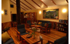 Picture of the lounge at Tawali Resort