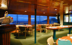 Picture of dining onboard The Odyssey