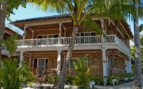 Picture of beachfront deluxe building Malapascua exotic island resort