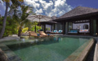 Picture of family beach pool villa