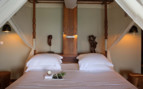 Picture of a bedroom at Coral Lodge, Mozambique