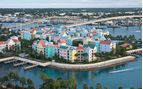 New Providence houses, Bahamas