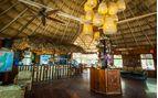 Thatch Caye Bar