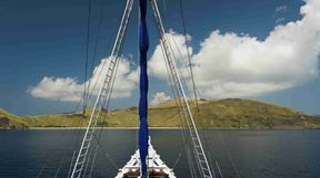 Schooner Cruise, Komodo, Indonesia