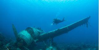 War Relics, Micronesia