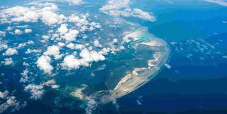 Pemba Island from Above, Zanzibar