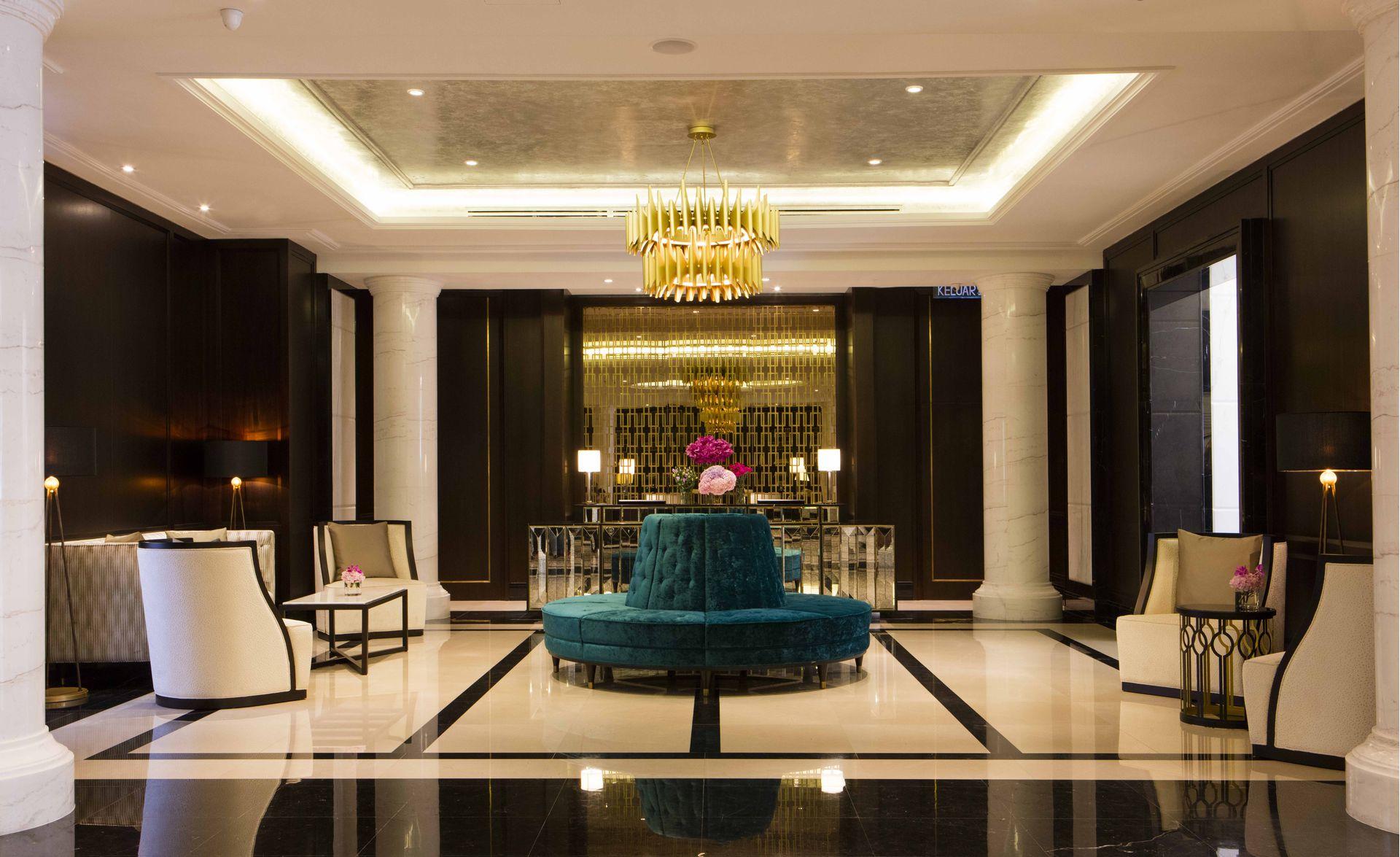 The Ritz Carlton Kuala Lumpur Malaysia Original Travel