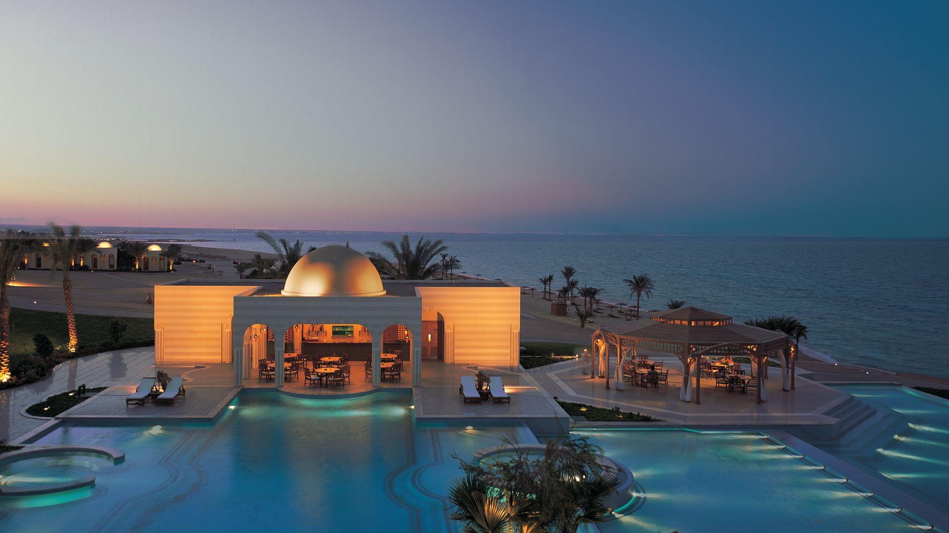 Oberoi sahl hasheesh hurghada egypt original diving - Dive inn resort egypt ...