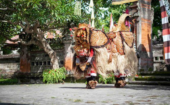 Bali dance show