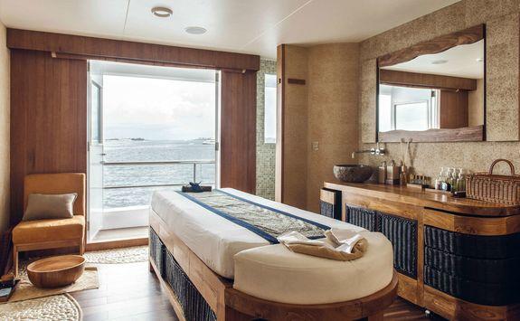 luxury spa maldives