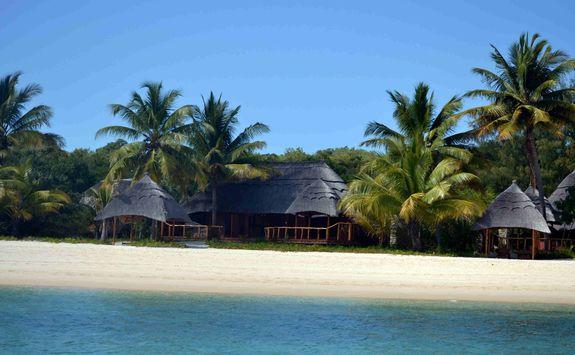 Mozambique beach holiday