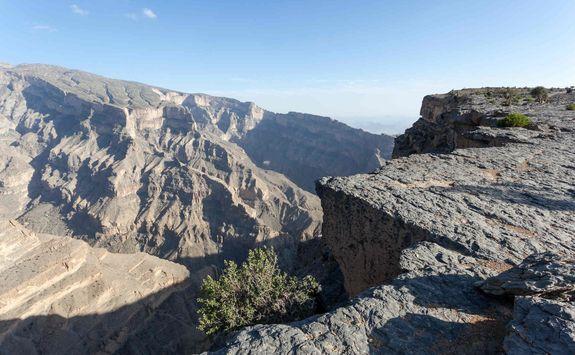 Oman's Grand Canyon