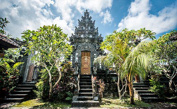 Pura Besikah Temple