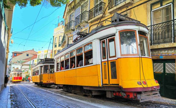 Yellow Tram Portugal