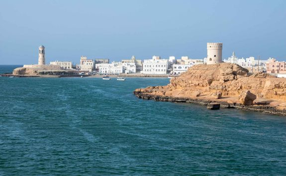 Sur city Oman