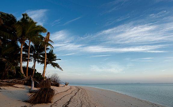 Astove beach Seychelles