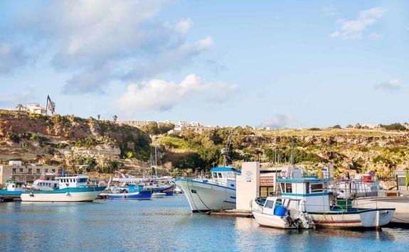 Gozo harbour