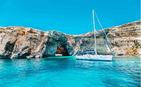 sailing in gozo