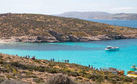 blue lagoon gozo