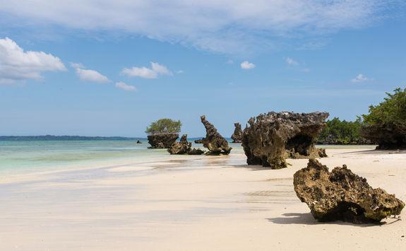 pemba island beach