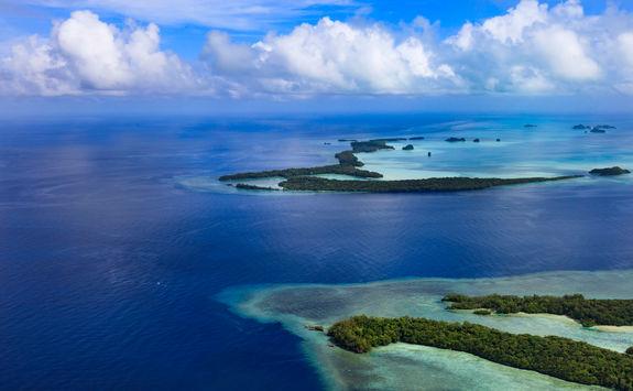 palau ngemelis island