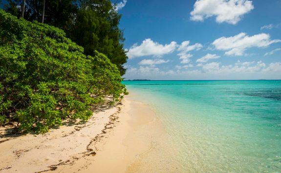 Koror beach
