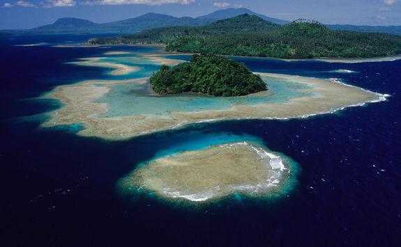 png desert island