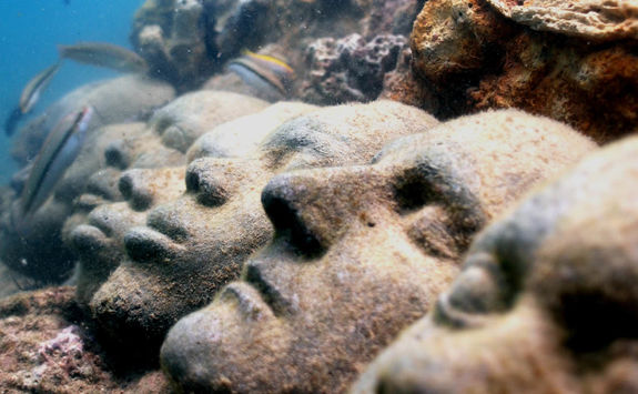 grenada underwater
