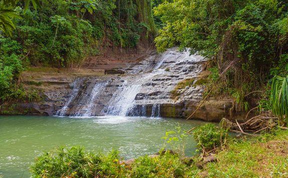 waterfall grenada