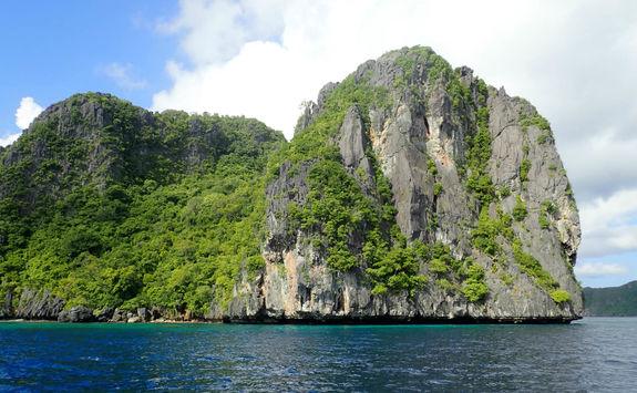 limestone island