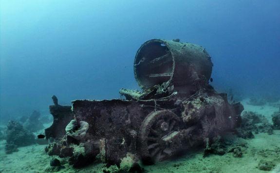 thistlegorm wreck
