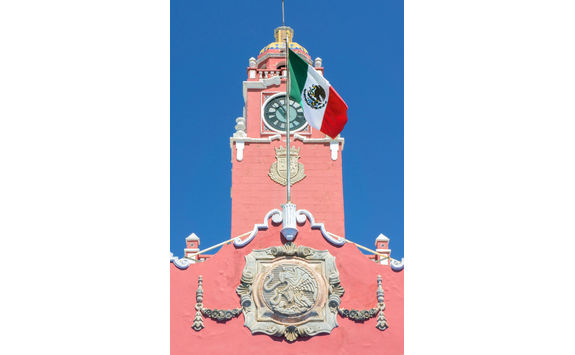 merida pink tower