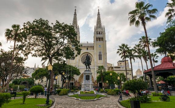 guyaquil church