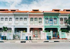 Touring Singapore