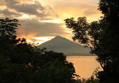 Lembeh volcano