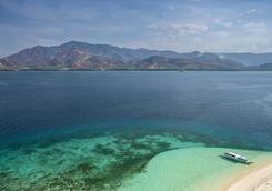 remote beach kalimaya