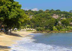 Jimbaran beach holiday