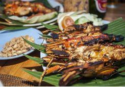 fresh fish bali