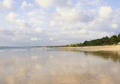 Bali's best beach