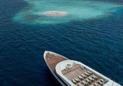 luxury liveaboard Maldives