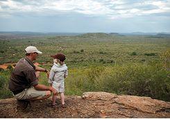 Family safari Africa