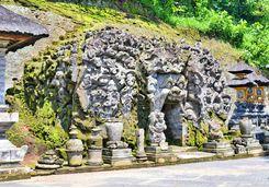 Guha Gaja temple, Ubud