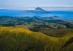 Pico island, the Azores Portugal