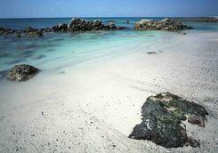 Beach in the Daymaniyat Islands